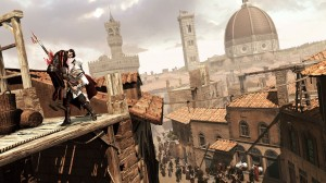 Imagen de Florencia en Assassins Creed II