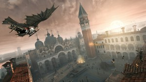 Imagen de Venecia en Assassins Creed II