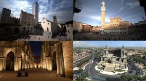 Imágenes de Italia en Gran Turismo 5