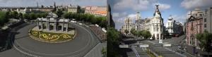 Imágenes de Madrid en Gran Turismo 5