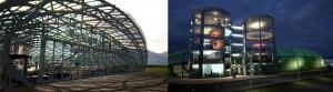 Imágenes del Red Bul Hangar 7 en Gran Turismo 5
