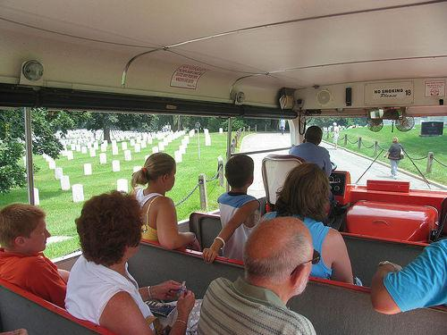 Tour por el Arlington National Cemetery