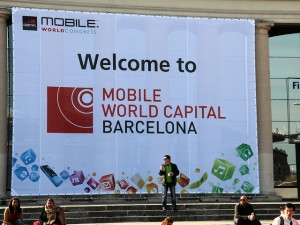Imagen del Mobile World Congress de Barcelona