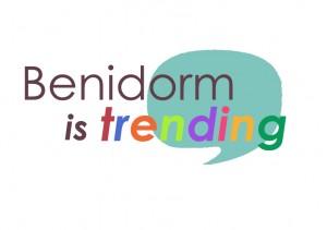Benidorm is trending (creado por Juan Domingo Antón)