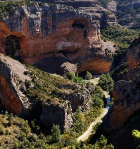 Parque Cultural del Río Vero (Huesca)
