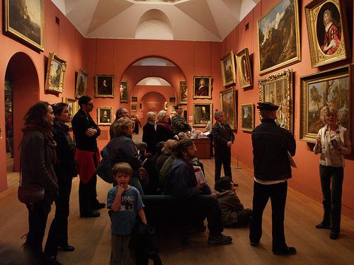 Guía turística por el museo Dulwich Picture Gallery