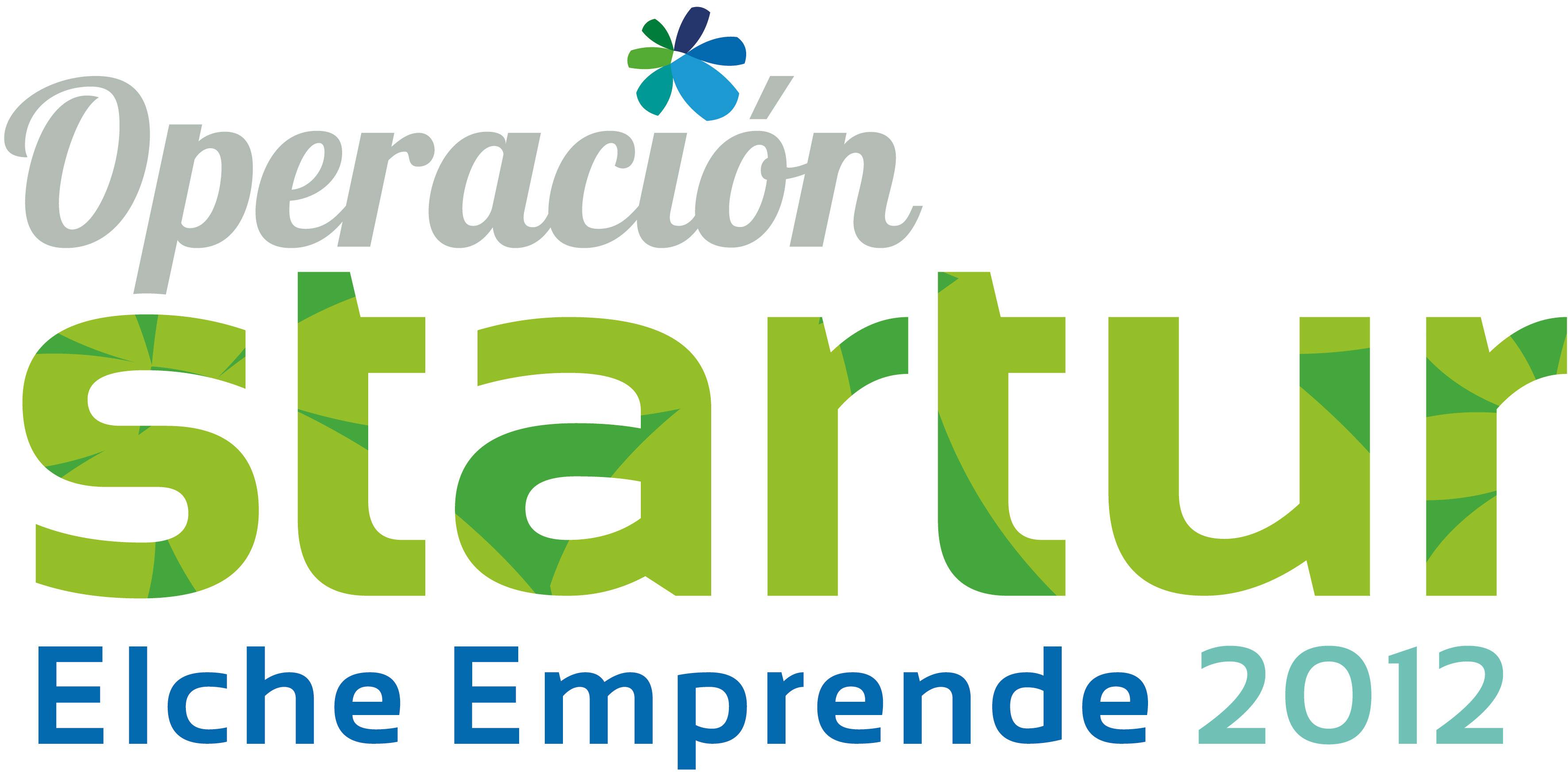 Logo de Startur Elche 2012