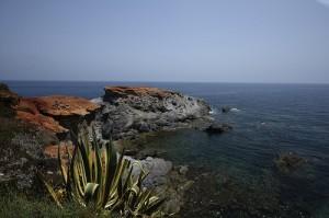 Cabo de Palos en la Costa Cálida de Murcia