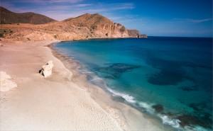 Isleta del Moro Arráez en la Costa de Almería
