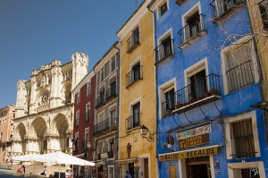 Plaza Mayor y Catedral de Cuenca