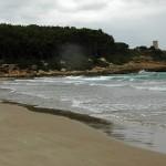 Calabecs en la Costa de Garraf