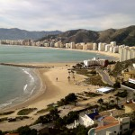 Cullera en la Costa de Valencia