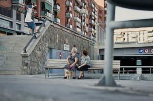 Skate en Barcelona
