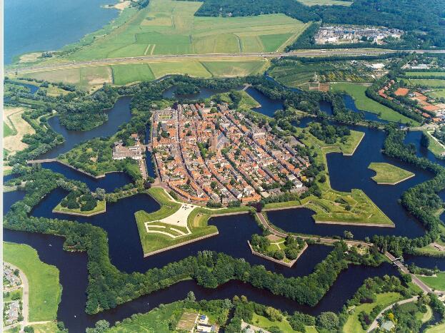 Las fortificaciones de Vauban