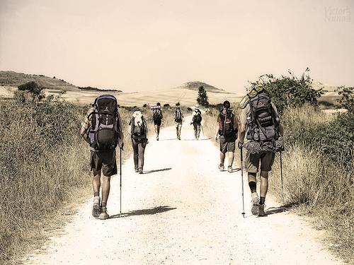 Camino de Santiago por Burgos