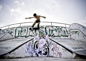 Skate en Elche