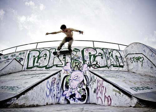 El skate como reclamo turístico en Elche
